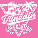 Pink with White Logo